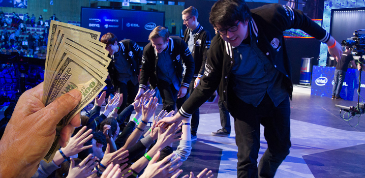 Can You Make a Living by Betting on Esports?